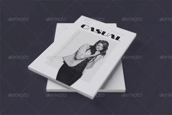 SUAVVE - Magazine Cover Mockup