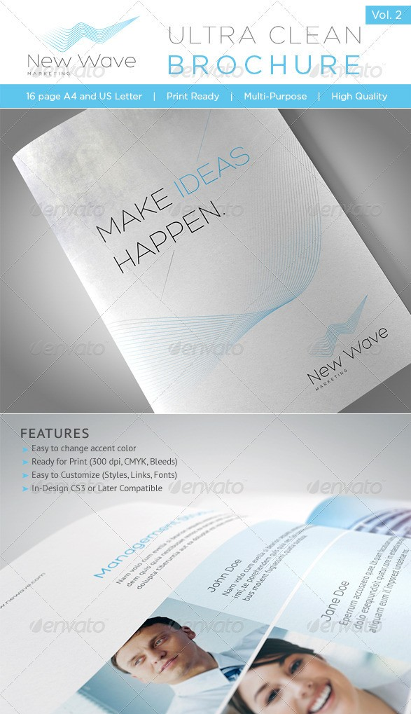 Ultra Clean Brochure Vol. 2
