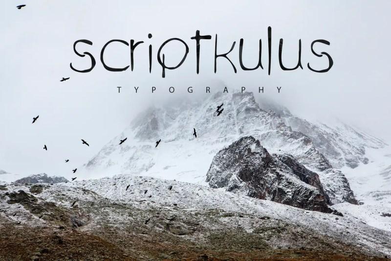 Scriptkulus