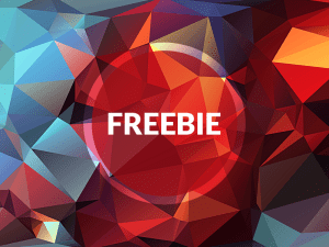 Free Polygonal Background Texture