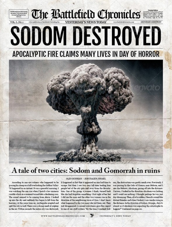 newspaper template psd  35  Best Newspaper Templates in InDesign and PSD Formats ...