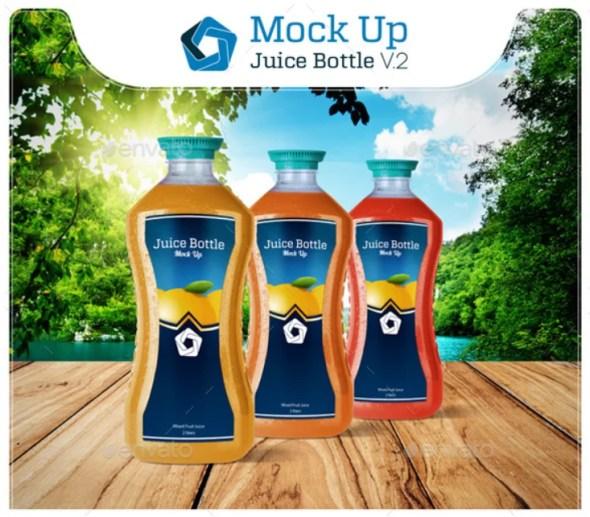 Juice Bottle V.2