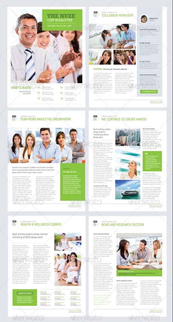 Nuze Corporate Newsletter
