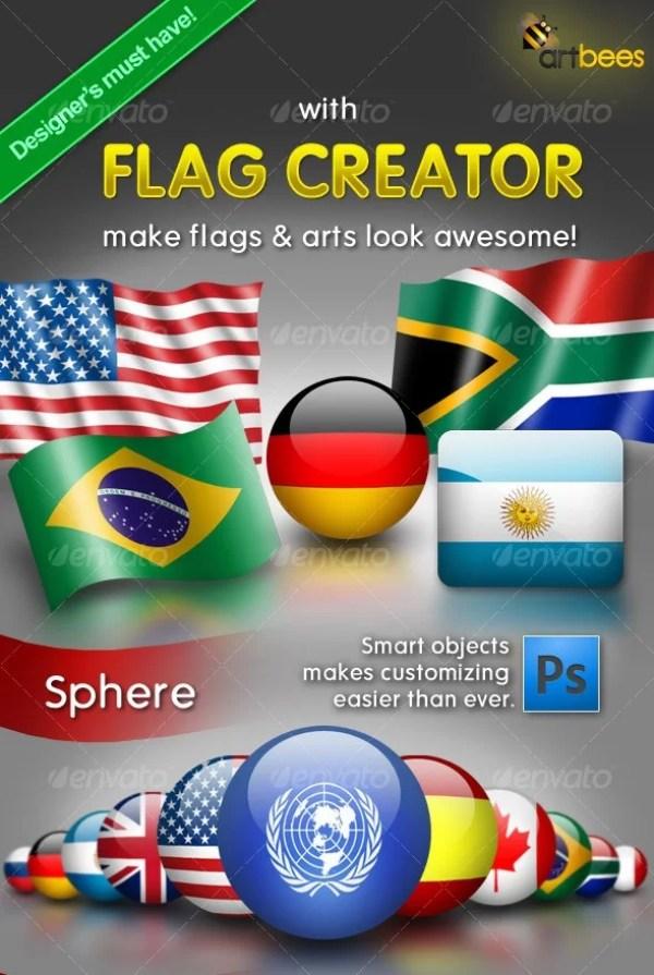Flag Creator