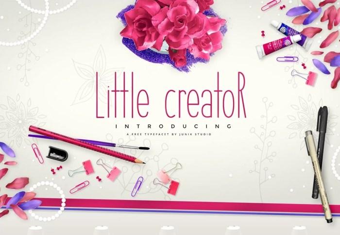 Little Creator