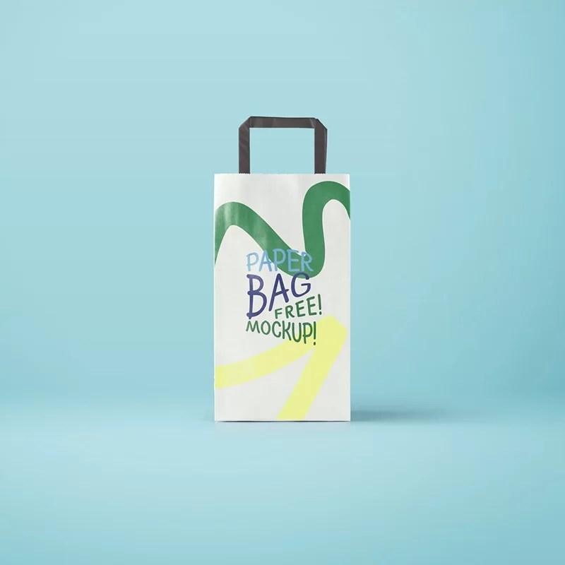 best shopping bag mockup design