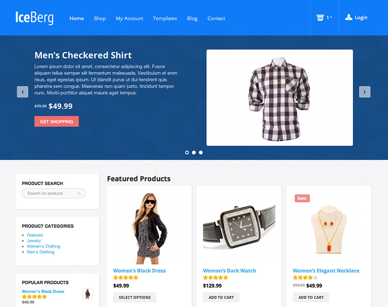 great premium ecommerce wordpress themes