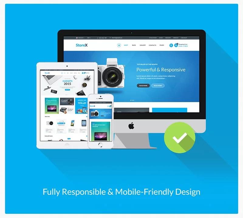 great premium wordpress wooCommerce theme