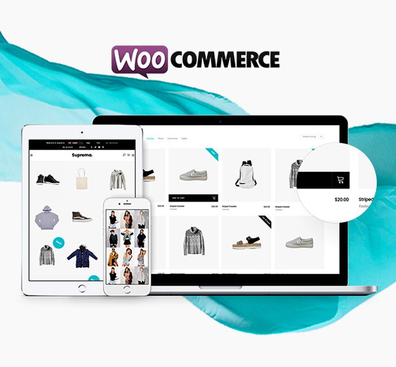 cool premium ecommerce wordpress themes