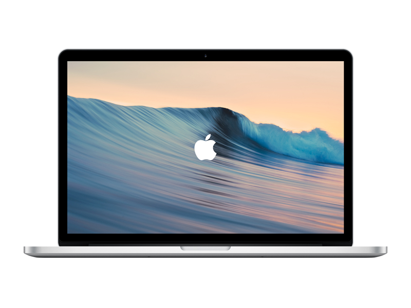 great MacBook Pro Mockup in PSD for free download