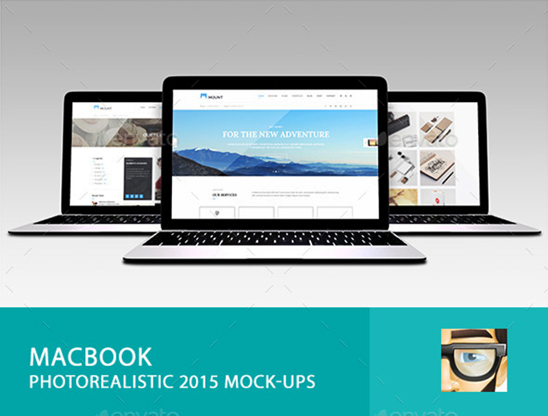macbook template
