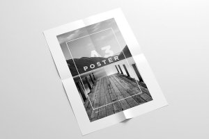 Discover Awesome PSD Poster Mockup Templates for Designers