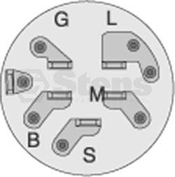 Indak Key Switch Wiring Diagram Indak Switch 2868906
