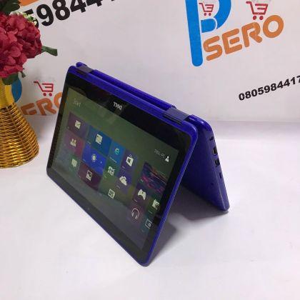 Dell Inspiron 11 – Intel Core 2 Duo – 4GB Ram – 512GB SSD – Touchscreen – Convertible – Auto Tablet Mode –  Super Slim