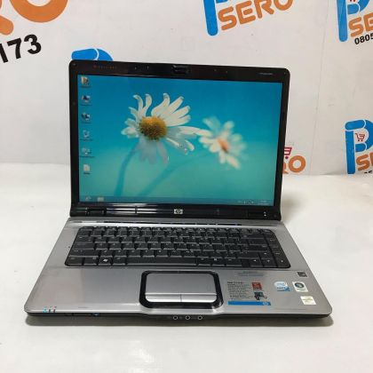 Hp Pavilion dv600 Laptop – Intel Core 2 – 4GB Ram – 160GB HDD – Fast Processor Speed