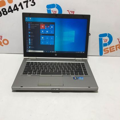 HP Elitebook 8460p Laptop – Intel Core i5 – 4GB Ram – 320GB HDD – Keyboard Light – Fingerprint