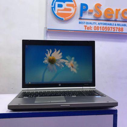 HP Elitebook 8470p – 4GB Ram – 500GB HDD – 14 inch Display – 2.6GHz