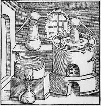 Résultat d'images pour alchimie distillation