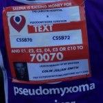 Remembering Colin - Salena raises money for Pseudomyxoma Survivor