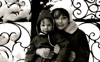 Rare Disease Day 2017, Research, Audrey Hepburn, Sean and us