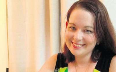 One brave step at a time, Davina's one-in-a-million cancer diagnosis