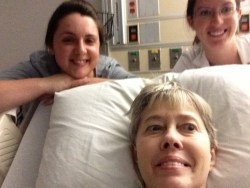 Pseudomyxoma survivor Emily tells us how she had her surgery for PMP at Wake Forest