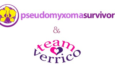 Team Verrico supports rare cancer charity