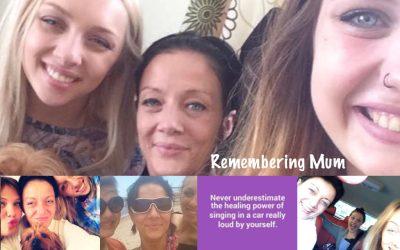 Remembering Mum