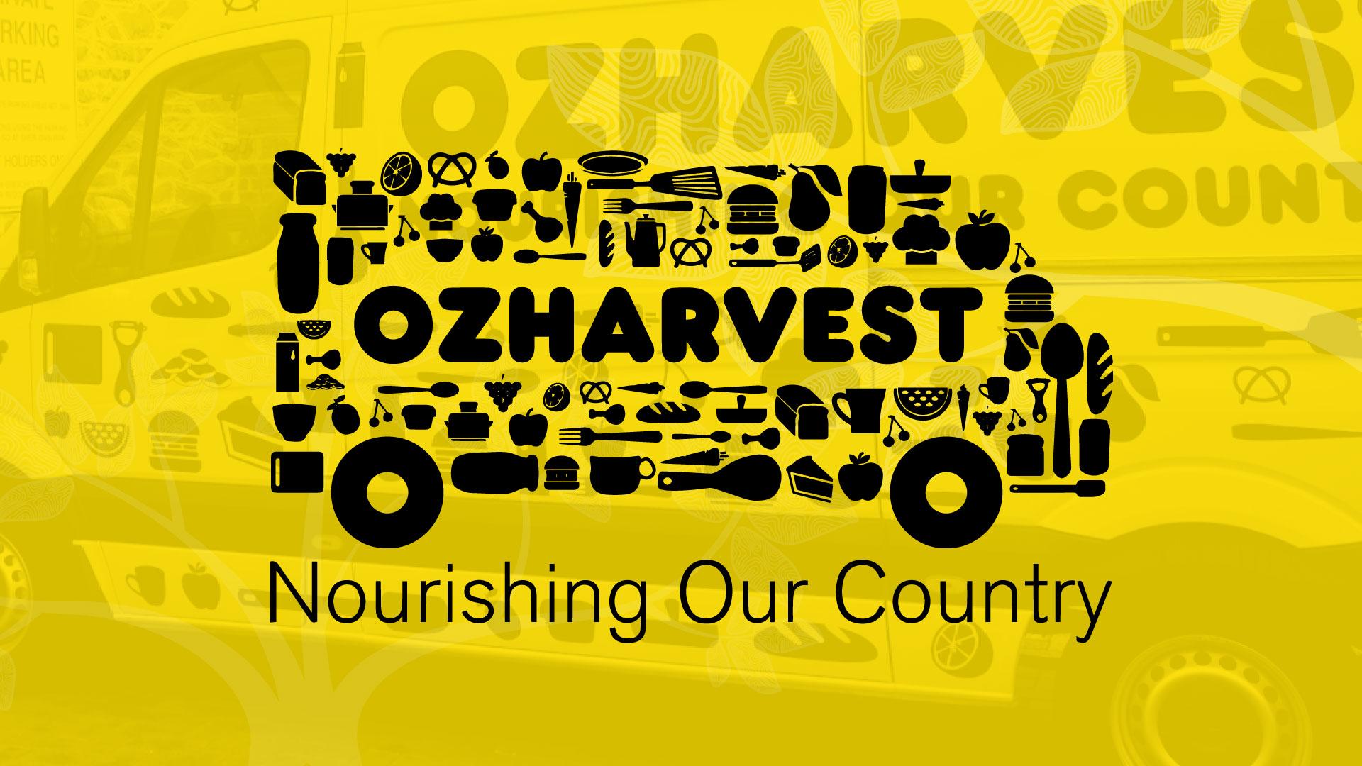 Image result for oz harvest