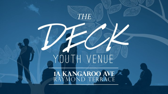 'The Deck' Youth Venue