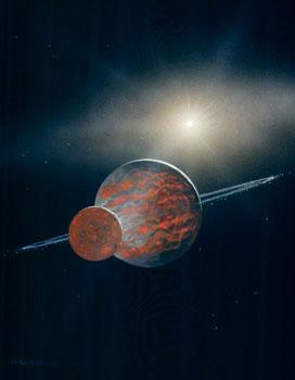 William K. Hartmann's Origins of the Earth-Moon System ...