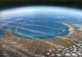 Terra Forming Terra Asteroid That Killed the Dinosaurs