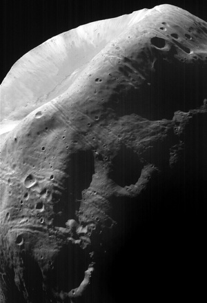 Medusae Fossae Formation on Mars