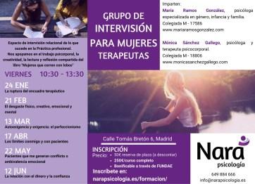 Grupo Intervisión Mujeres