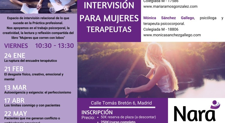 Intervsion Mujeres