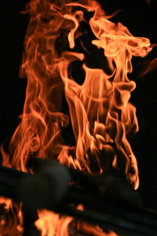 Il fuoco - calore o distruzione?
