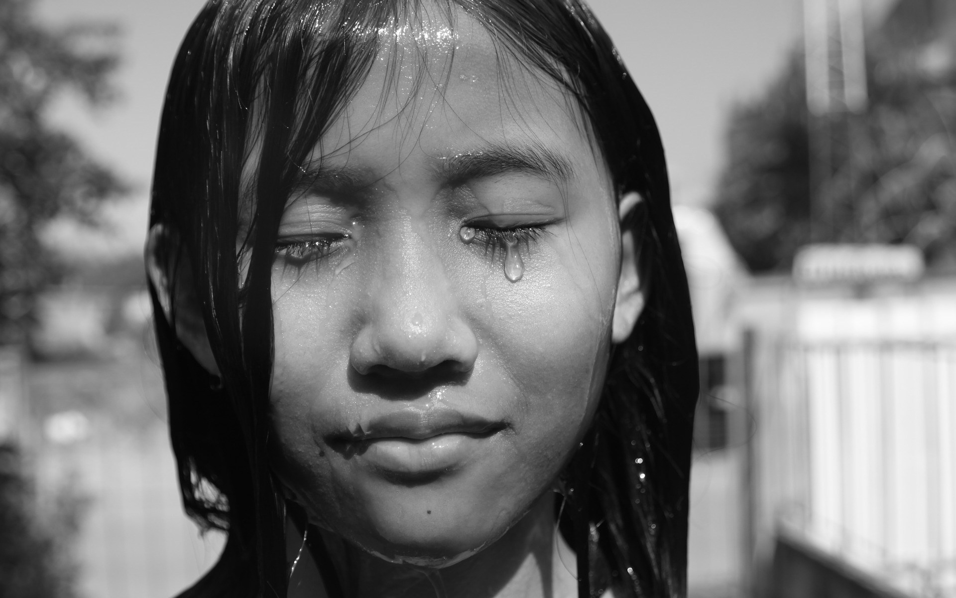 la parola piangere - G. Rodari