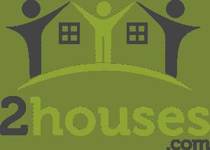 2Houses logo