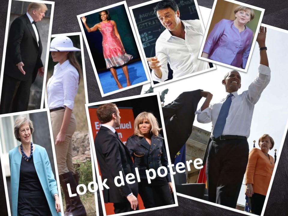 Look del potere. Cosa comunicano gli abiti dei personaggi famosi