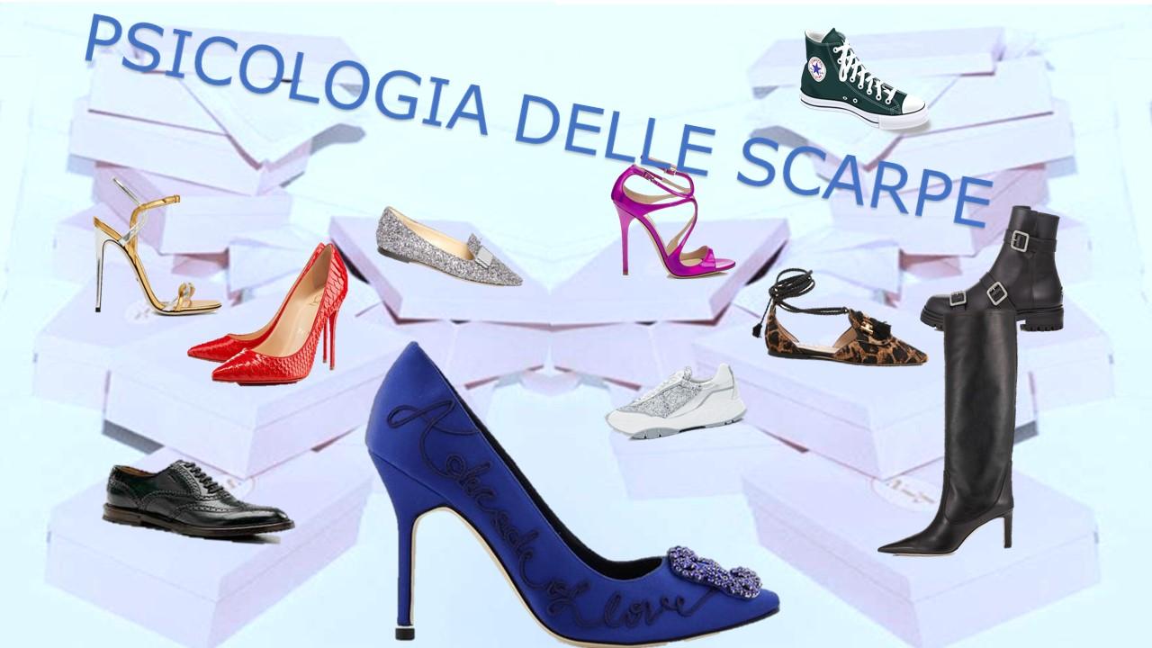 Psicologia delle scarpe. Dimmi che scarpe indossi…