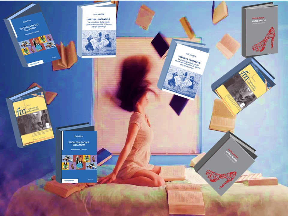 I miei libri di psicologia della moda