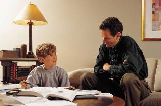 Como contribuir com a vida escolar de seu filho? 1