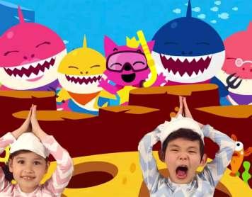 """¿Por qué no podemos dejar de cantar """"Baby Shark""""?"""