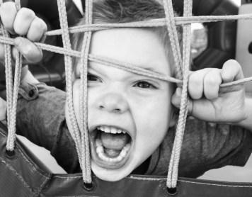 Gritarle a tus hijos no sirve de nada