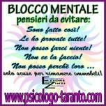 blocco mentale - mai dire dr Ettore Zinzi 2017