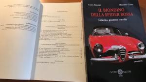 Libro Il Biondino della Spider Rossa -Criminologia e Media - corso di formazione