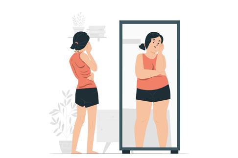 Pillole di psicologia: #1 l'anoressia