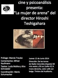 La Mujer De La Arena (Suna No Onna) Hiroshi Teshigahara 1964