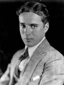 NPG P283; Charlie Chaplin by Strauss-Peyton Studio
