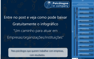 infográfico de Psicólogos in company